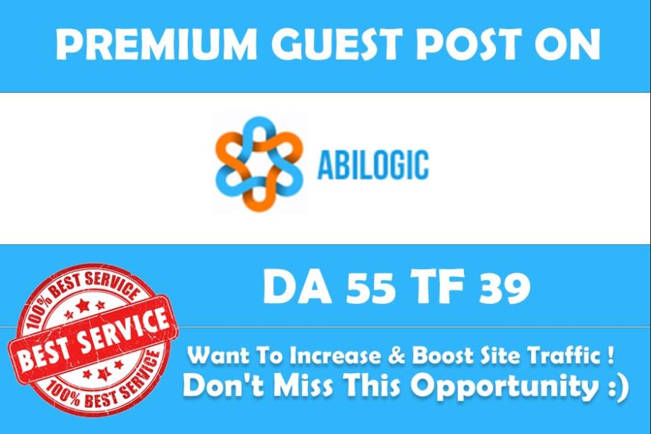 DF Guest post on Abilogic. com DA-51