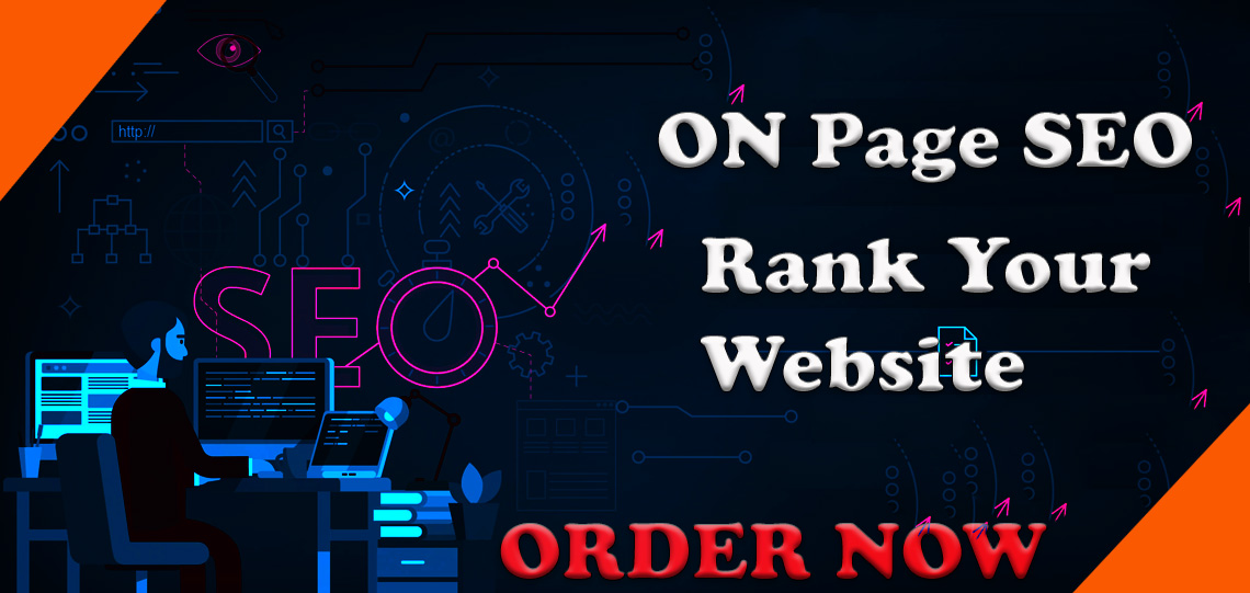 I will do amazing on page SEO optimization of your website