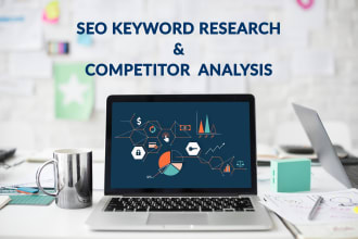 I will do admirable SEO keyword research and competitor analysis