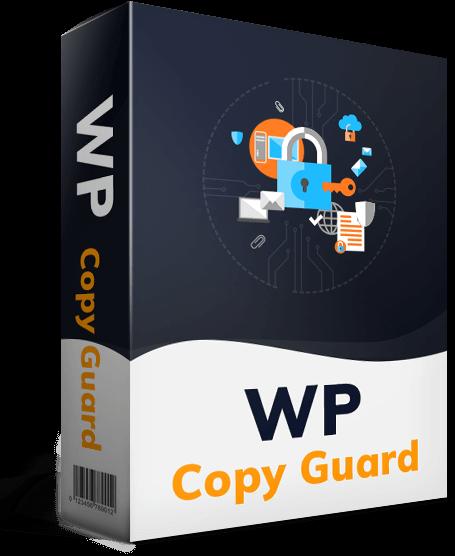Premium WP Copy Guard-Secure Your Blogs & Websites