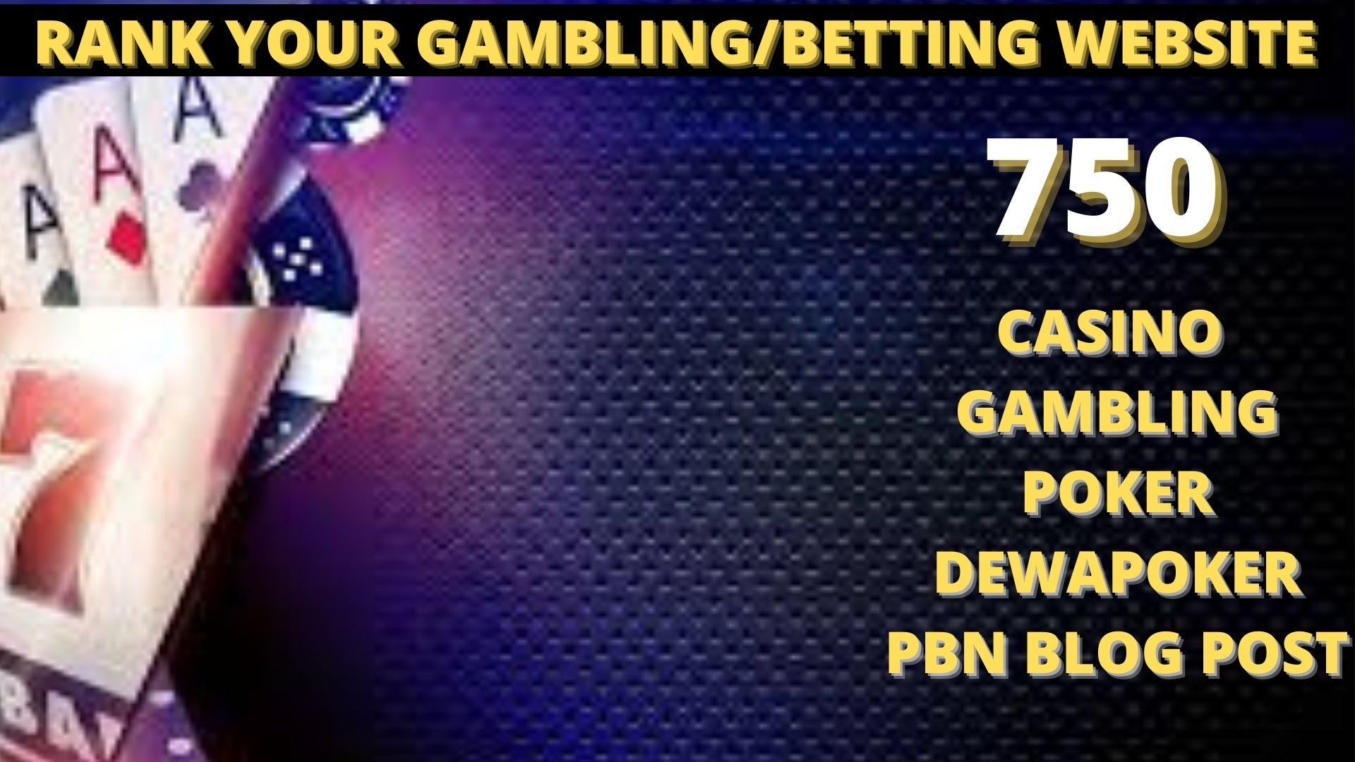 permanent 750 casino/poker/gambling/joker/judi bola web2.0 unique related site