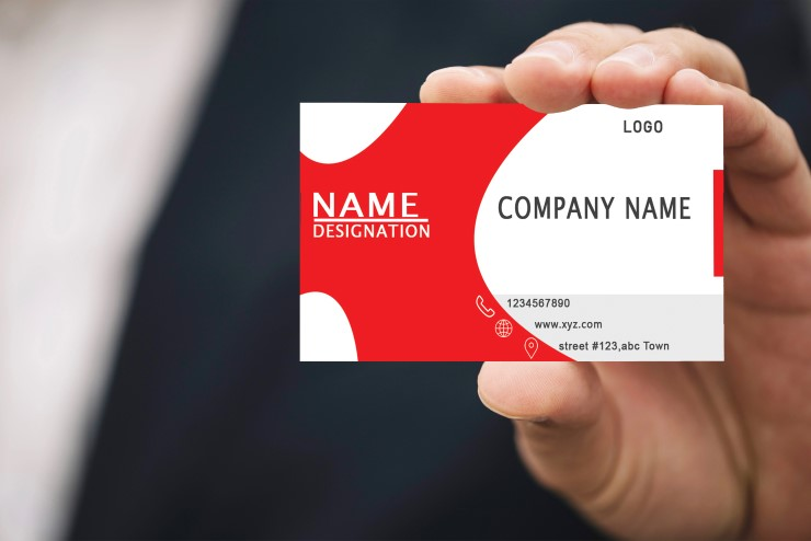I will design attractive and professional business card