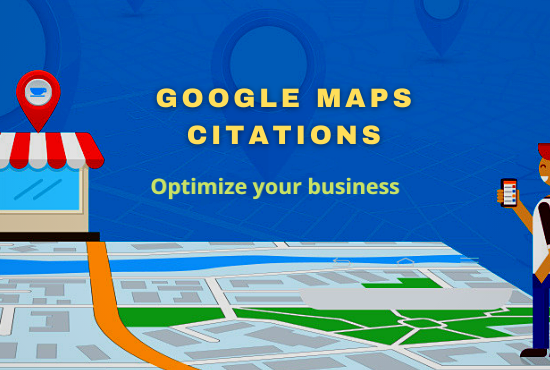 I will do 3000 google maps citations for your business