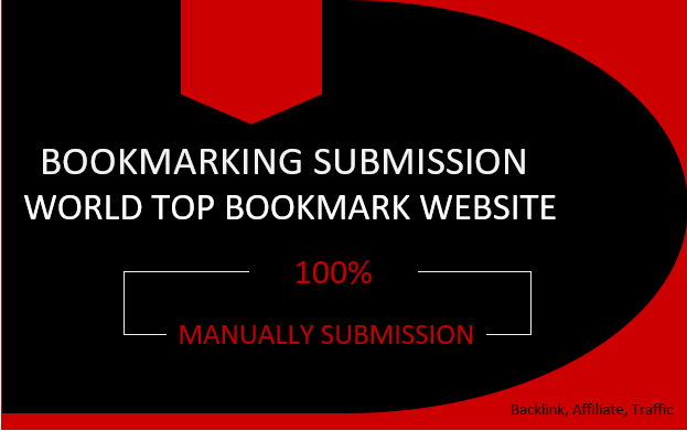 I will Create Top 40 Social Bookmarking Backlinks for Ranking Your Site