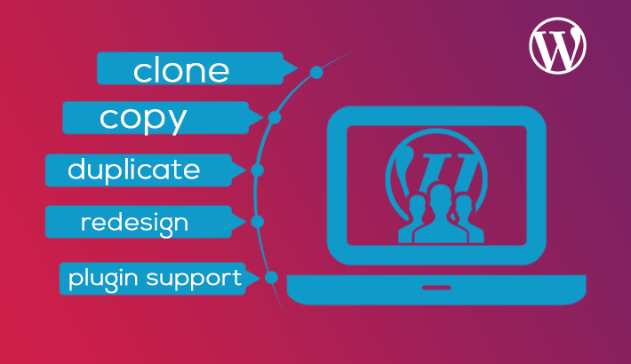 I will clone, copy redesign your WordPress website fully responsive