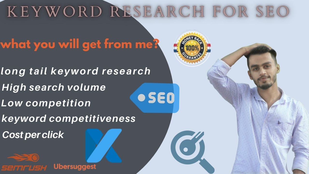 Excellent keyword research for any niche