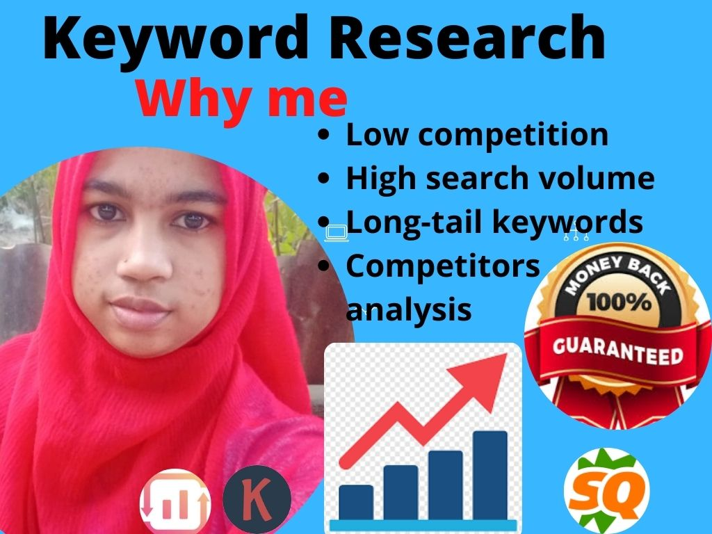 Best Keyword research for your website within 24 hours