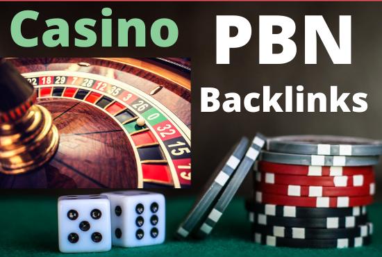build 70 Homepage pbn casino gambling poker and betting backlinks