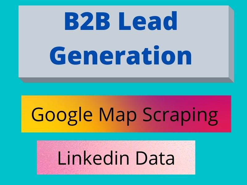 I will do 50 targeted Linkedin B2B lead generation for your niche