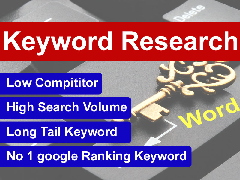 I am professional profitable seo keyword researcher for ranking google first page to your website