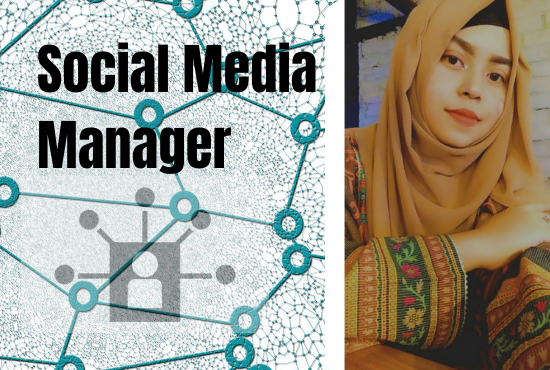 I will be your Social Media Manager and social media marketing integrator
