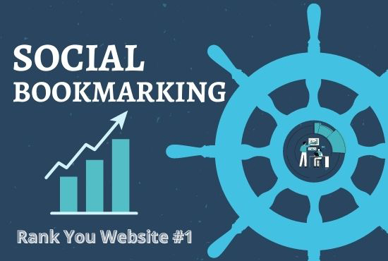 I Will Provide You 20+ Social Bookmarking For Your Website With High Quality Backlinks