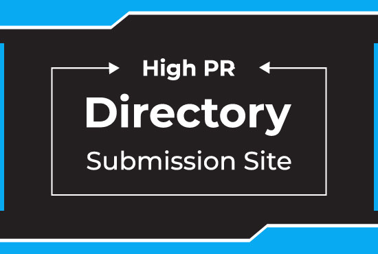 100 High PR Directory Submission Backlinks Manually