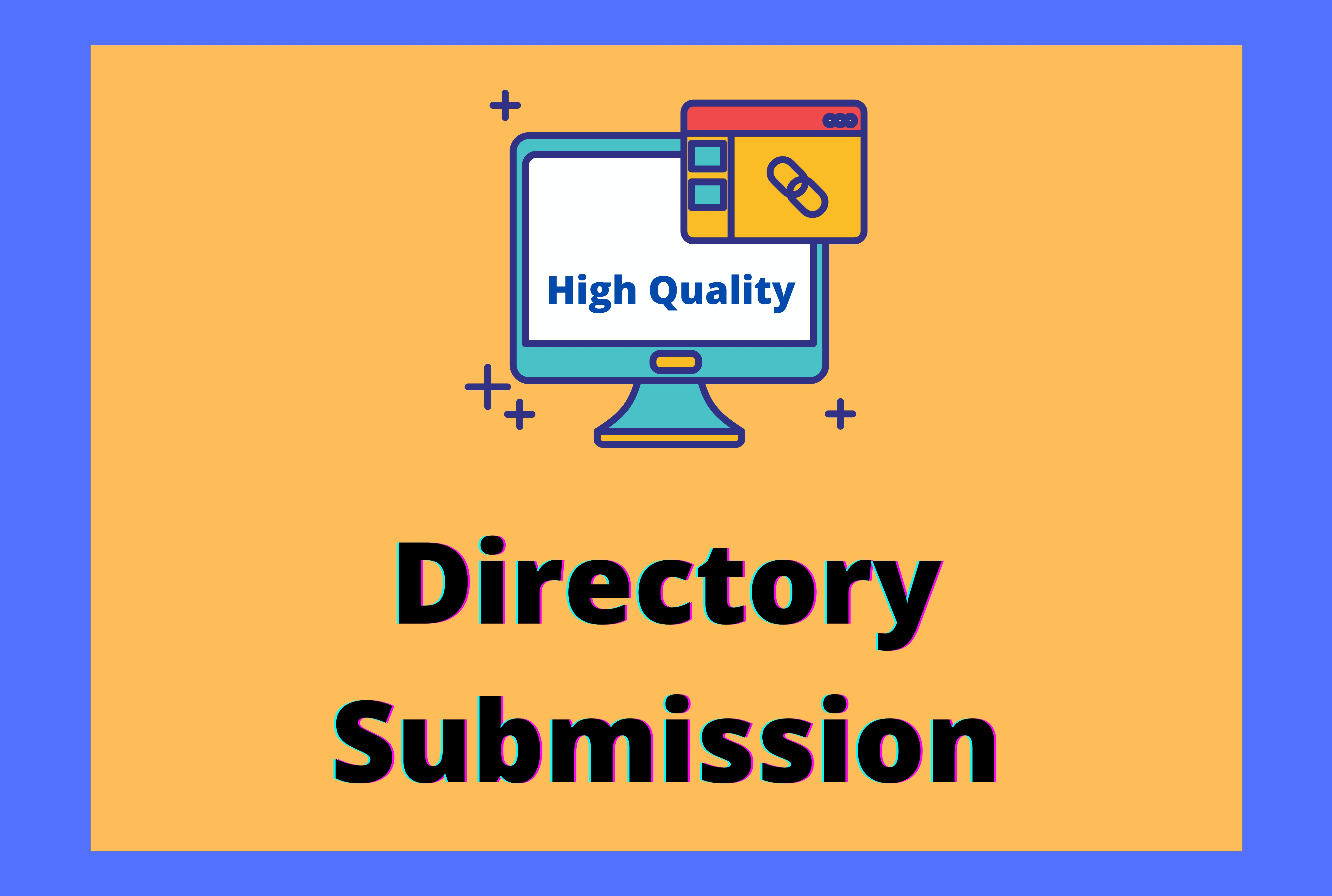 Promote Website with 200 Organic Directory Submissions