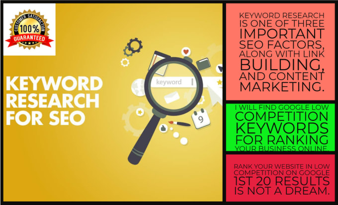 I will Find ranking Kgr keywords for your online business