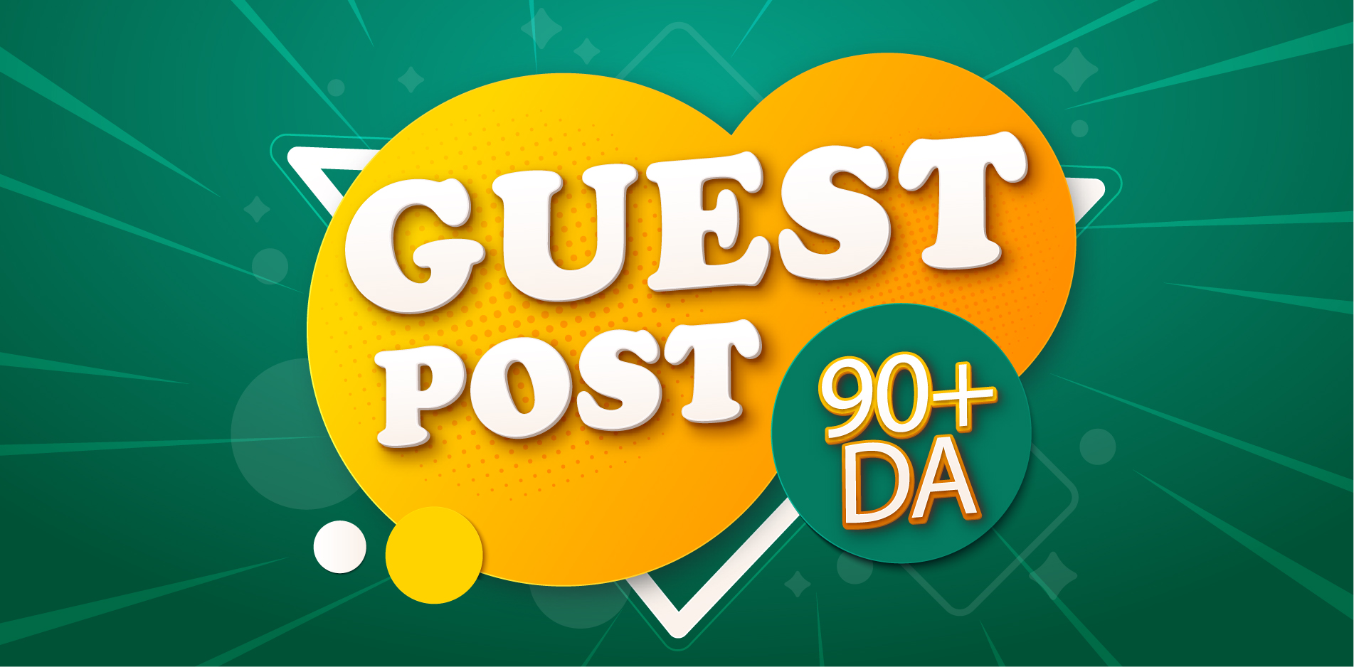 Write and publish 5 unique guest post on high authority site