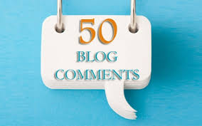 I will provide 50 do follow manual blog comments