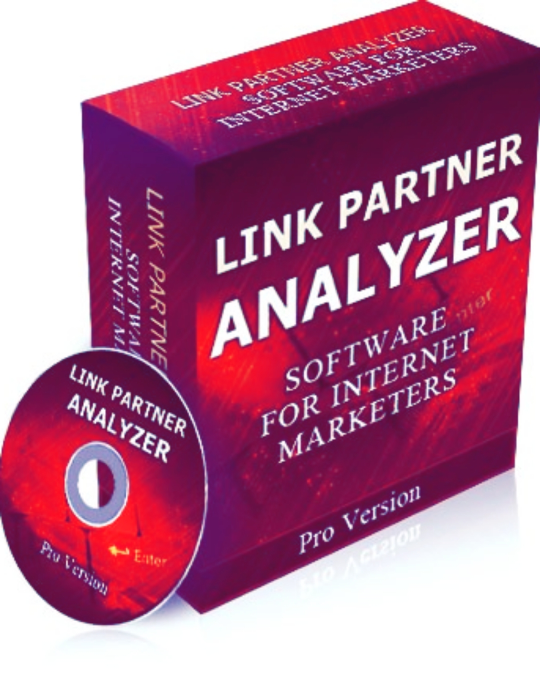 Link Partner Analyzer - Simply enter your own URL address and that of a competitor
