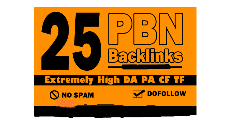 Big Sale Buy 1 Get 1 Free Order Now Fast and 25 PBN Link High DA/ 40+ Permanent PBN Backlinks and
