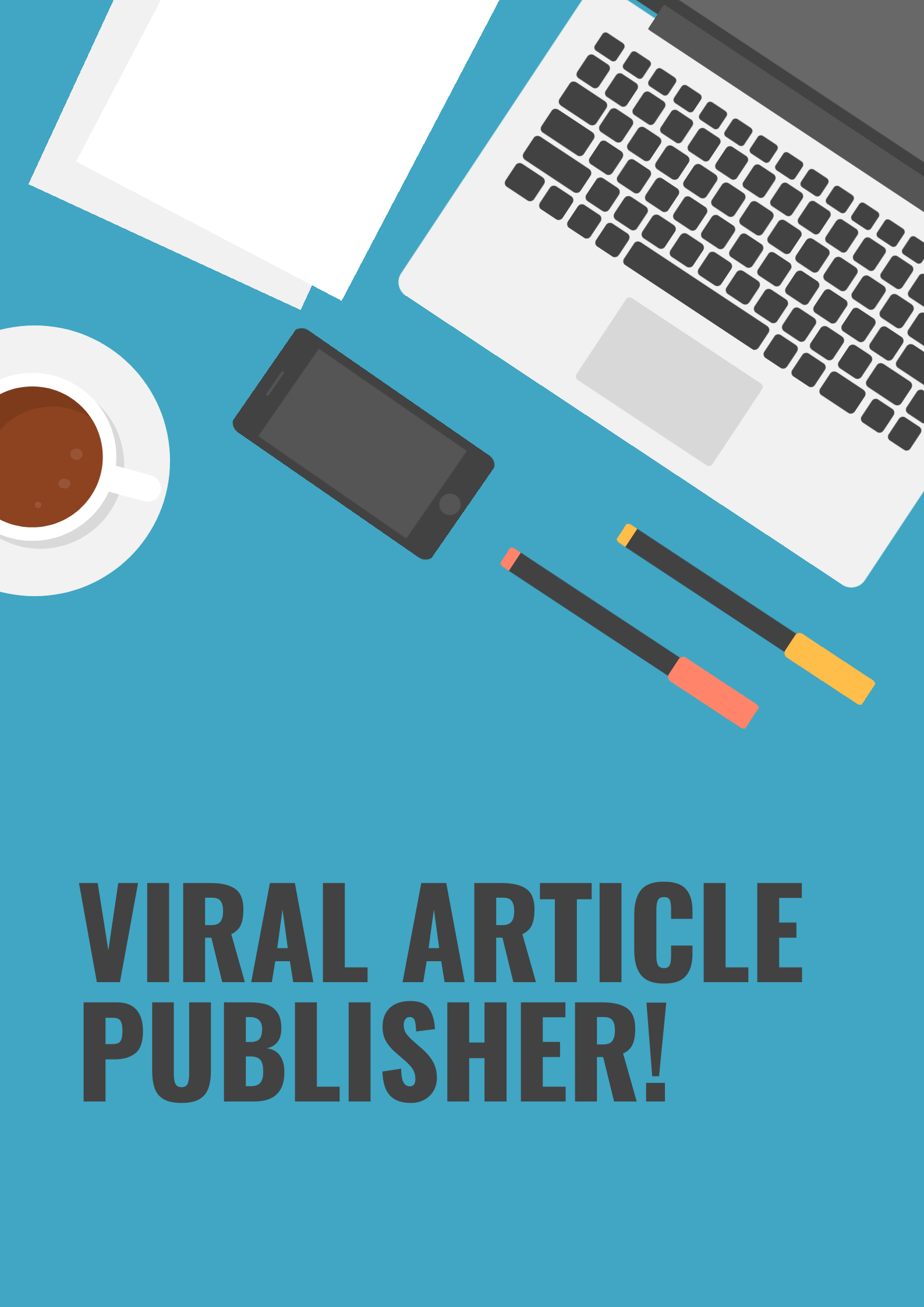 Best Tool to help advertise your articles and to as many sites as one wants hence making them viral.