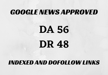 Guest post on google news website with dofollow backlinks for seo ranking