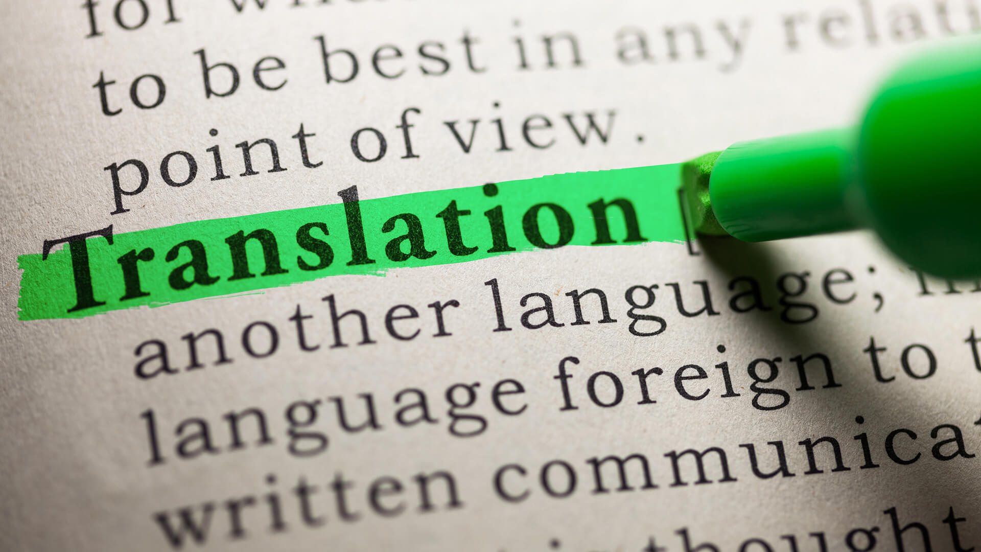 I will translate any document you need,  from English to many Language