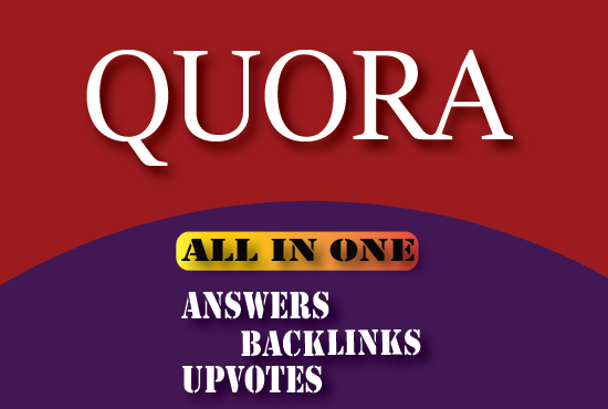 Landing on first page using 50 quora answers and backlinks