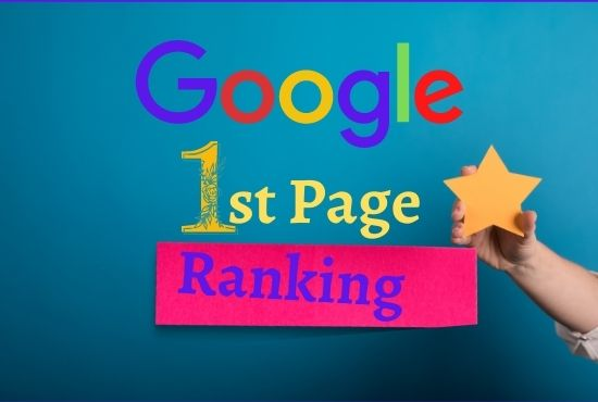 Offering you guaranteed Google 1st-page ranking.