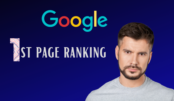 Google 1st-page ranking with best linkbuilding service.