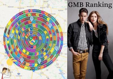 I will Create Manually 7000 Google Map Point Citations for GMB Google Ranking