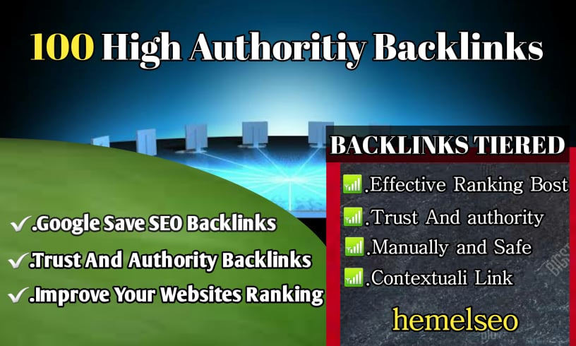 I will do 100 SEO profile creation backlinks for your website