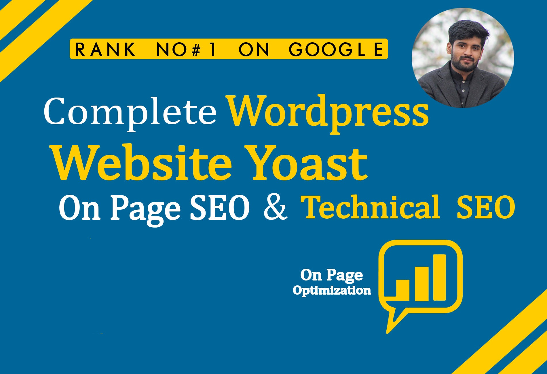 I will do Complete WordPress Website On Page SEO and Technical SEO and Competitor Analysis