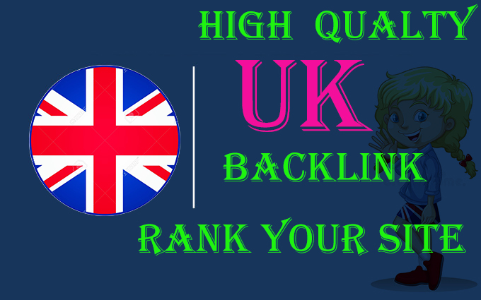 I will create 15 high Da,Dr trust flow authority UK seo service backlinks
