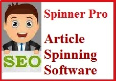 Spinner Pro Software Instantly Creates Unique Articles