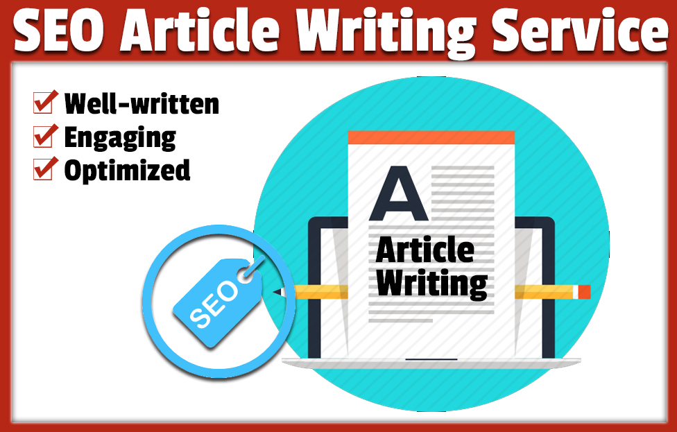 1000 words for articles written and optimized for search engines SEO