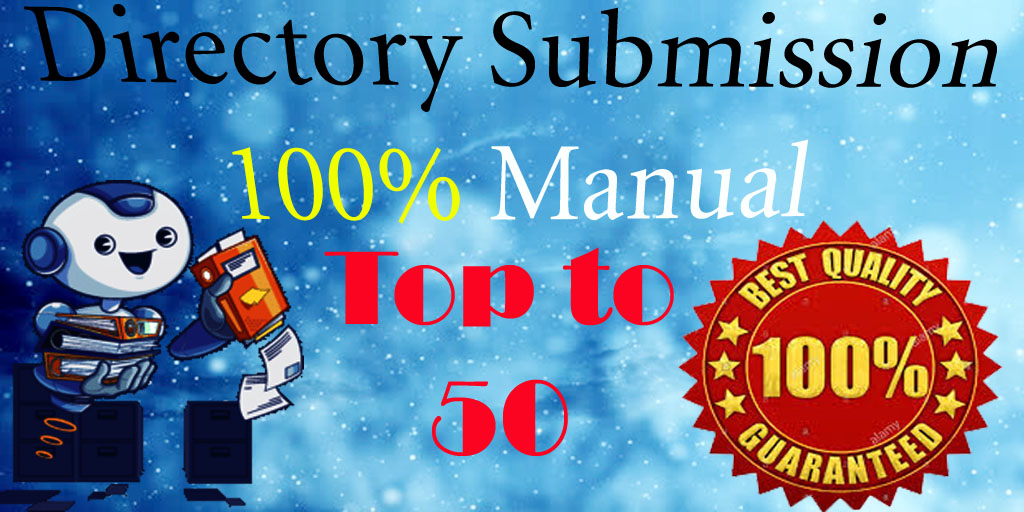 I will do manually 40 high directory submission