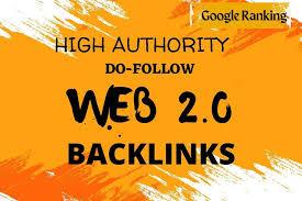 50+ Web 2.0 HQ Backlinks for Best Ranking