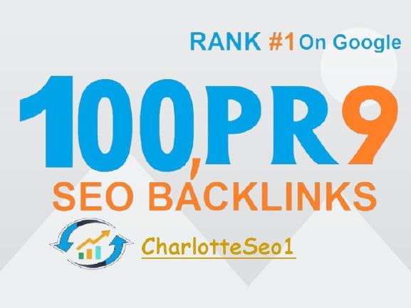 Get 100 Unique Domain Backlinks On High PR and High DA