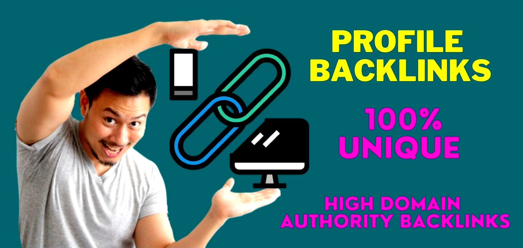 I will make 20 high quality, high Domin Authority Dofollow Backlinks for off page SEO services
