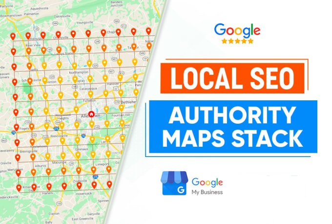 I will google maps stack and gmb local SEO to boost business listing