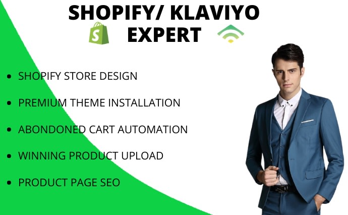 I will do shopify store redesign and shopify website design