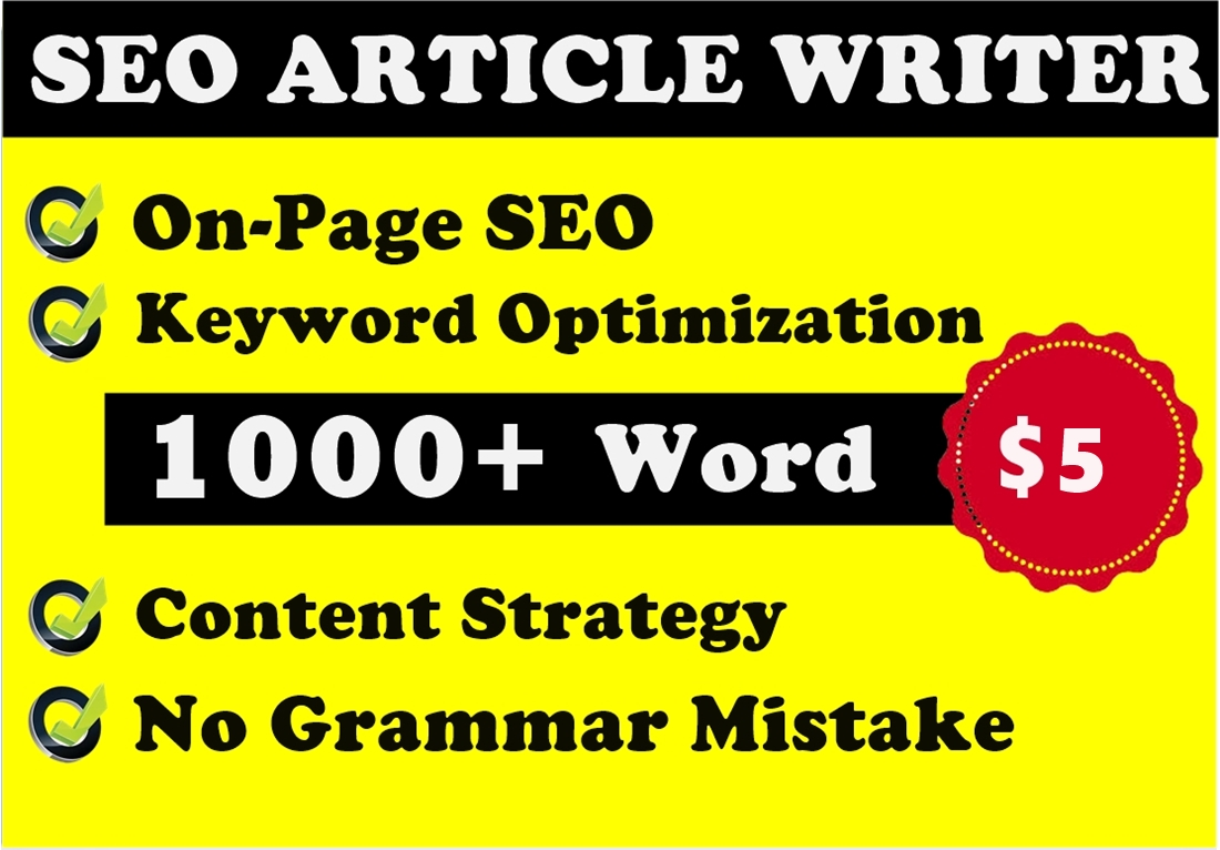 1000 well researched SEO website contents,  blog post,  affiliate contents and articles writing
