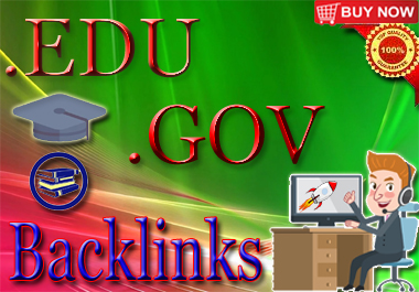 Manually Create 99+ HQ. EDU. GOV Backlinks For Your Website