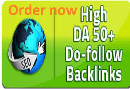 I will do 10 pbn homepage posts DA 50+ web2.0 & dofollow backlinks