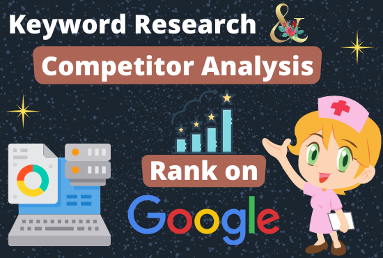 I will do Advance SEO Keyword Research & Competitor Analysis In 24 Hours