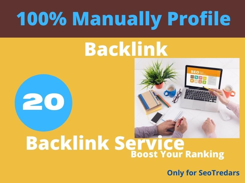 I will build Manually 20+ Excellent PR9 Backlinks 80+ DA High Quality SEO Domain Authority Permanen