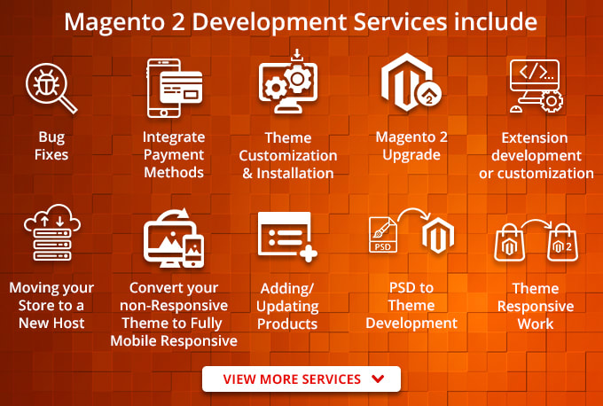 I will do work on magento 2 ecommerce store