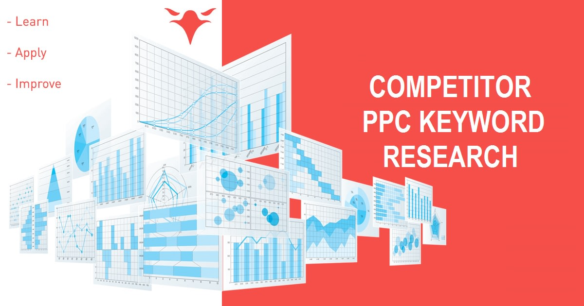 I will provide PPC adwords keywords of 10 competitor websites