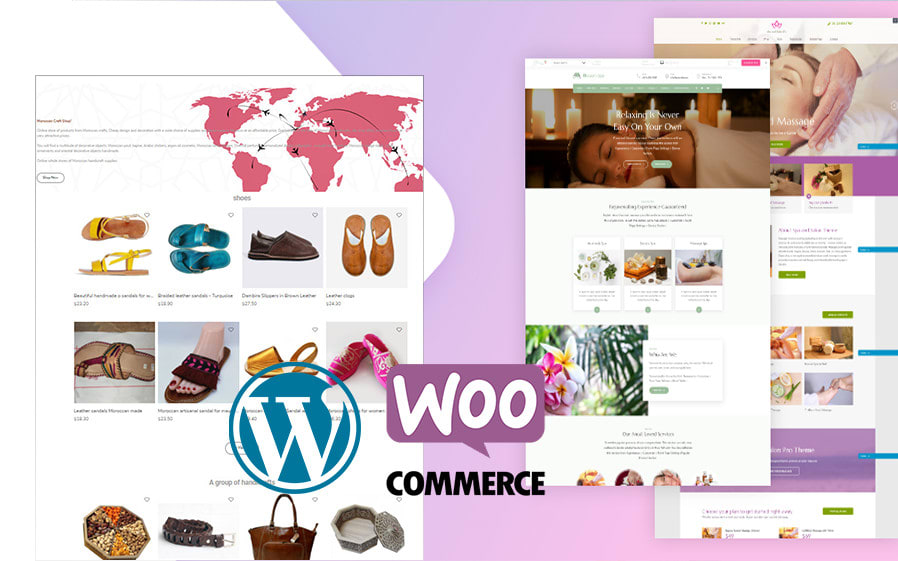 I will create a professional woocommerce site and store
