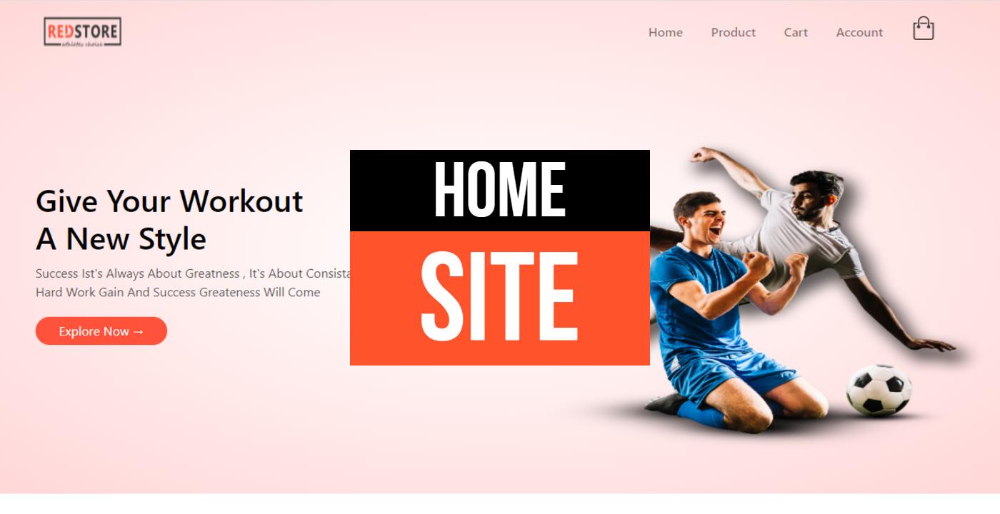Ecommerce Responsive html & css site